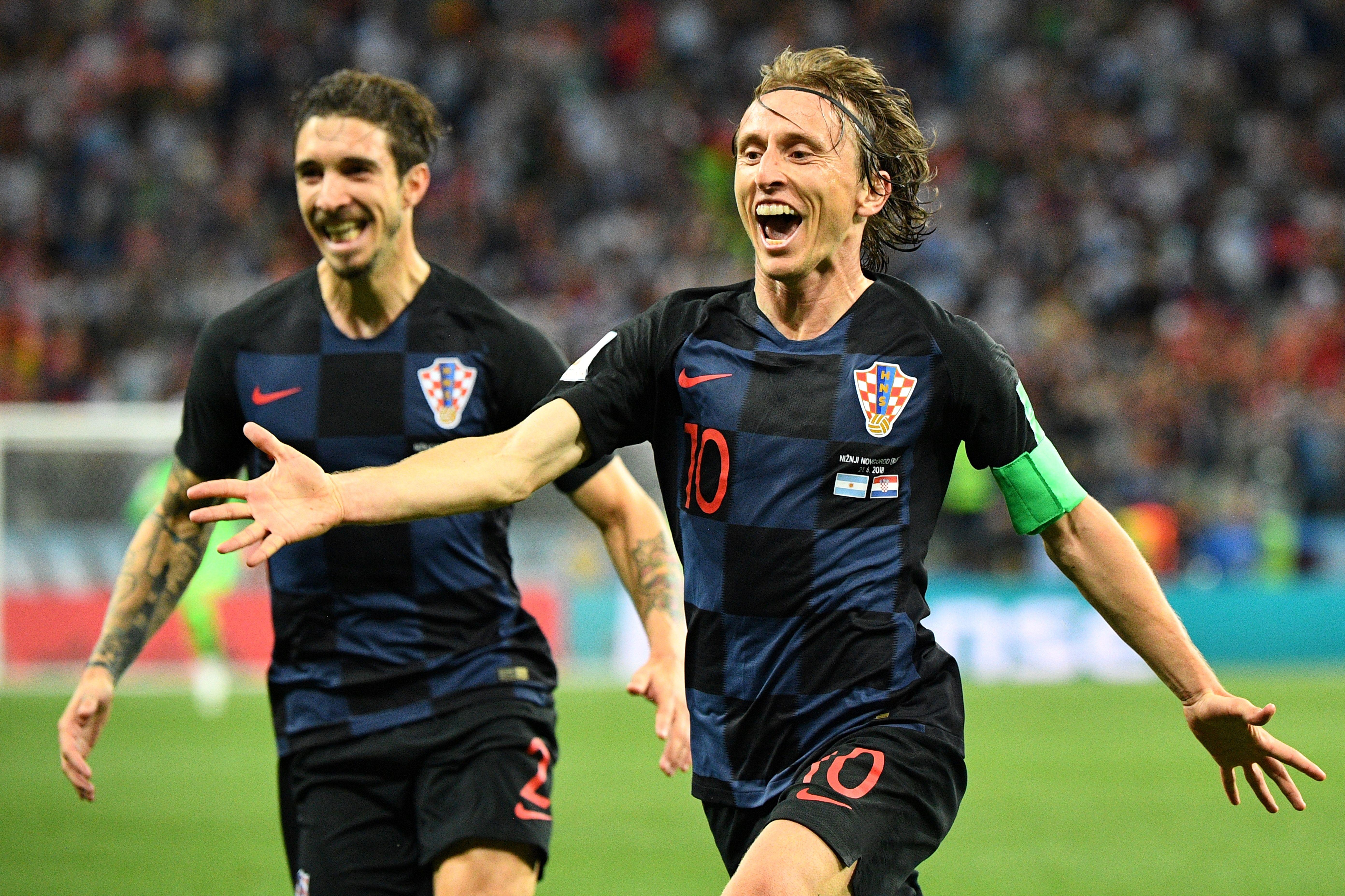 Recordando a copa do mundo da Croácia em 2018 2