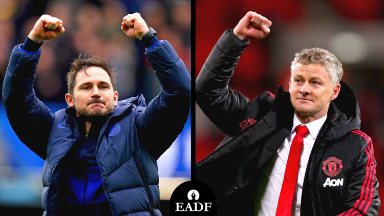 Manchester United & Chelsea could challenge for the title next season