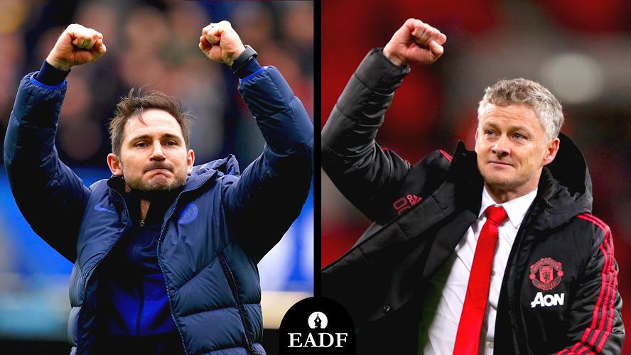 Manchester United e Chelsea podem disputar o título na próxima temporada 1