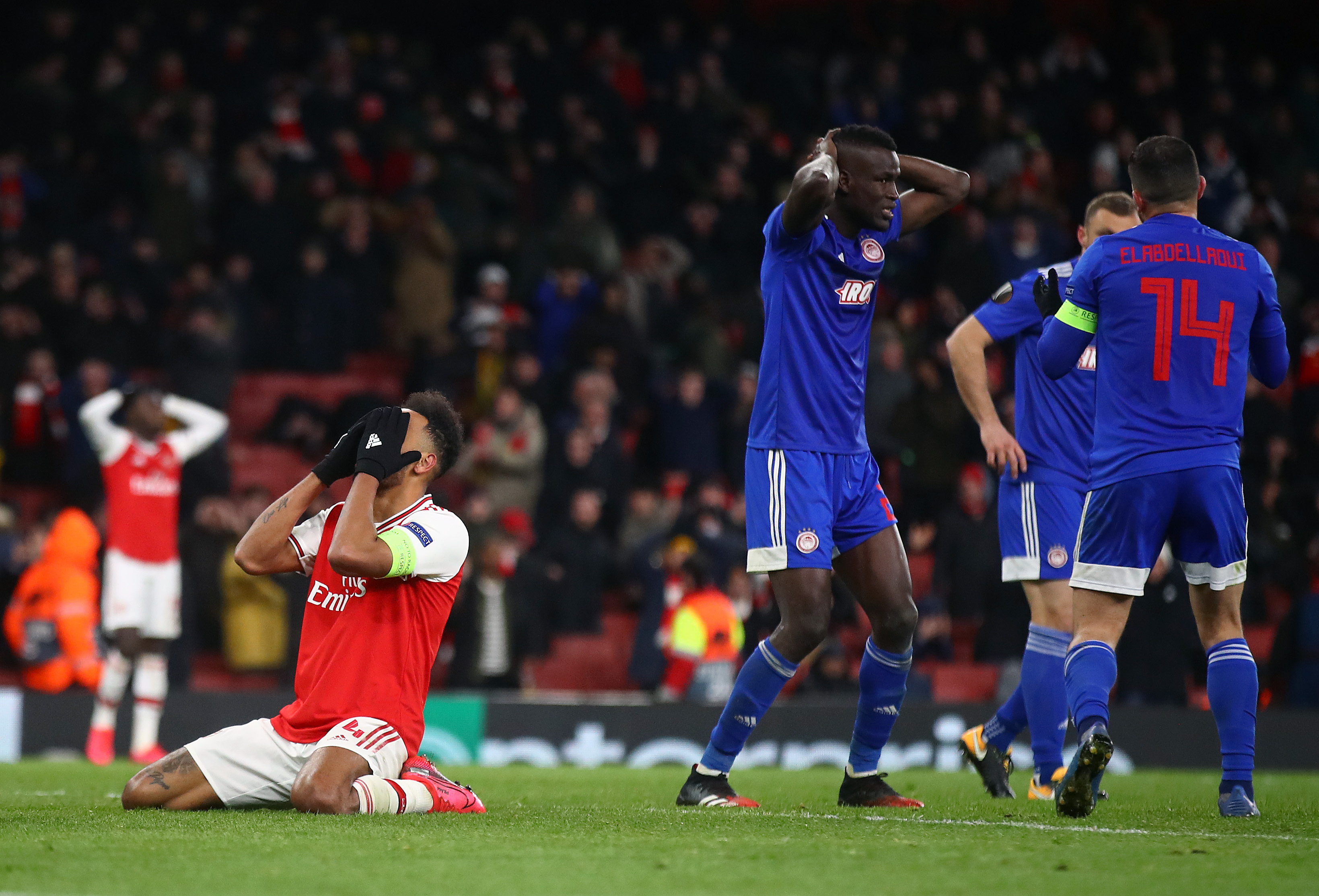 It all started going very wrong for Arsenal five years ago 2
