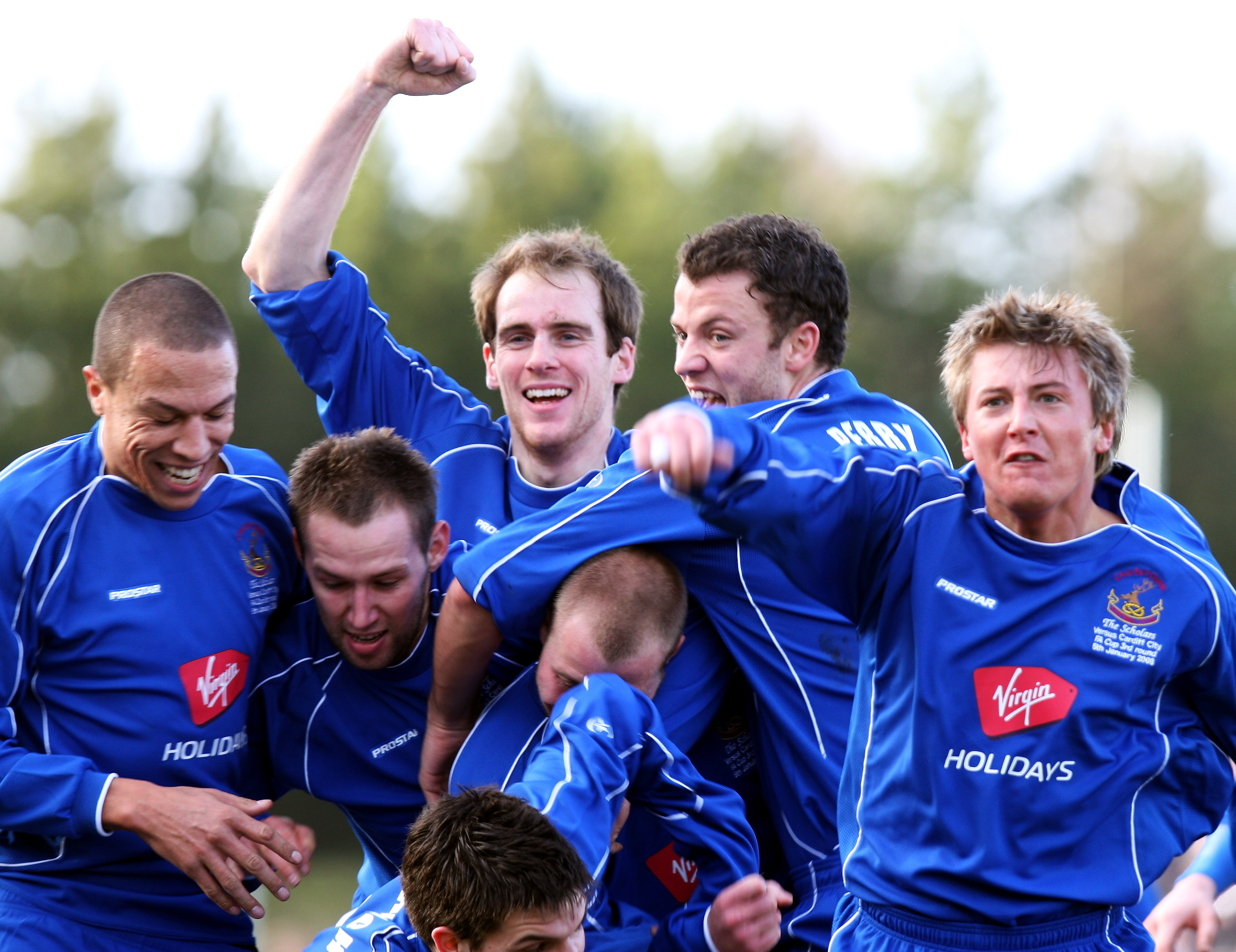 FA Cup 2008 - Uma retrospectiva de Chasetown 3