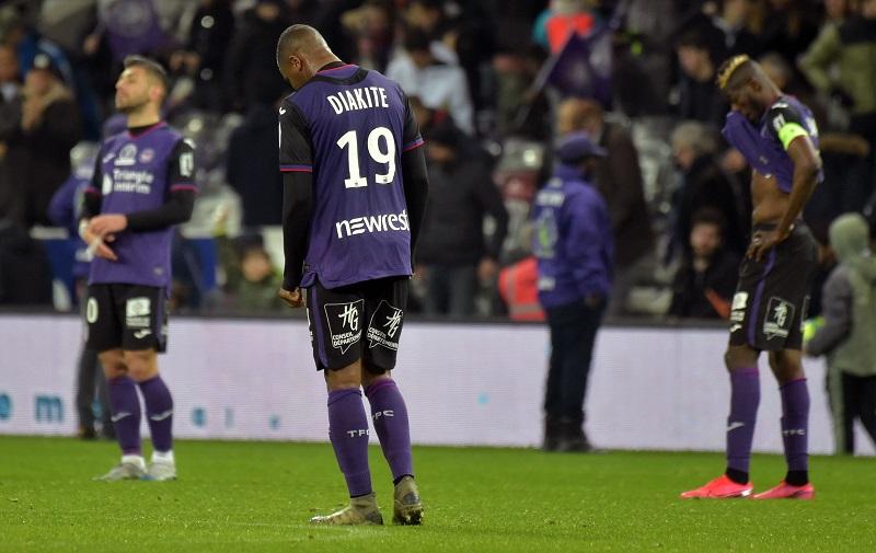 1 ponto desde outubro e ameaças de morte - A temporada devastadora de 19/20 em Toulouse 1