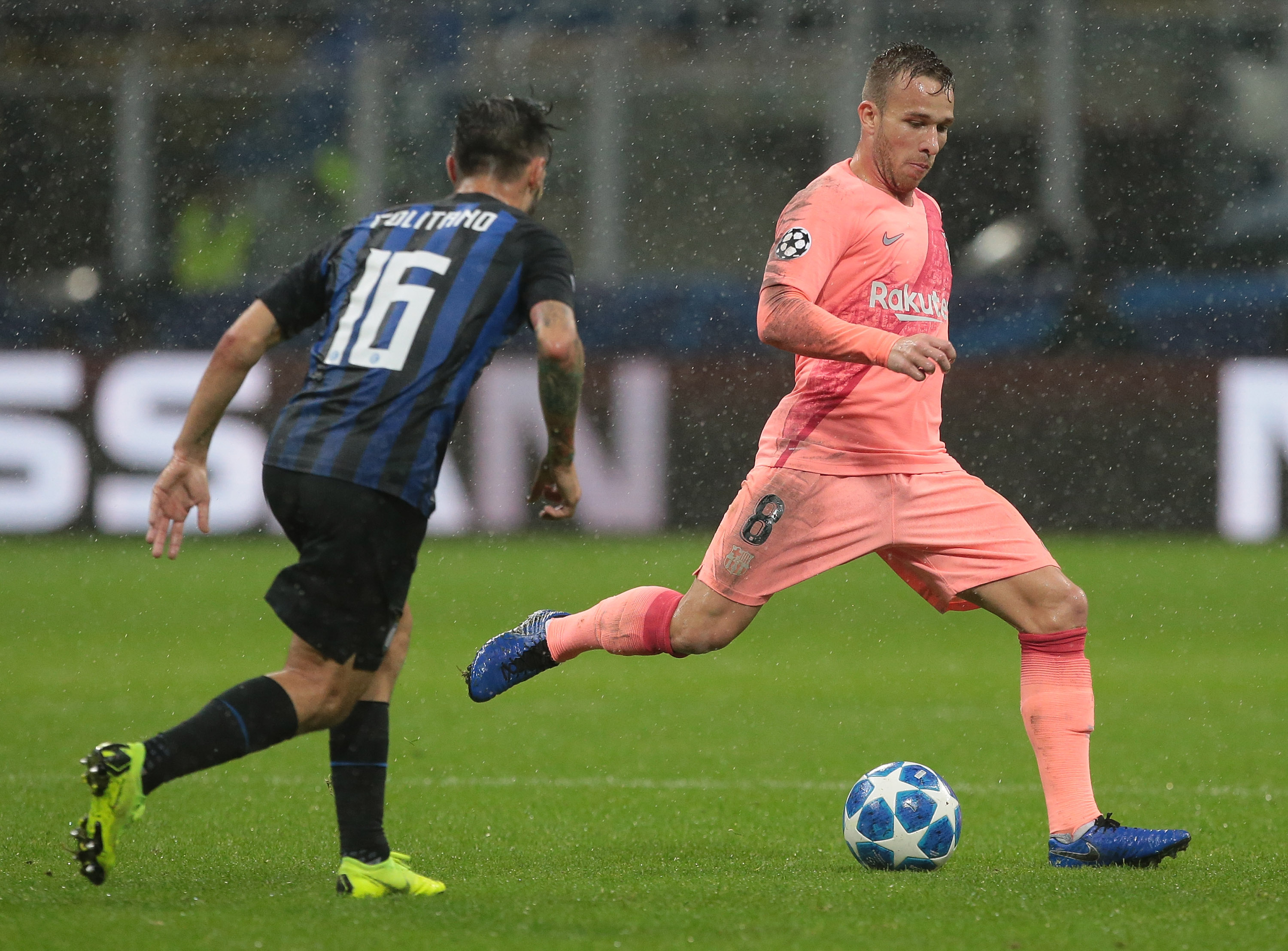 Arthur at Barça: A Moment's Beginning Ends in a Moment