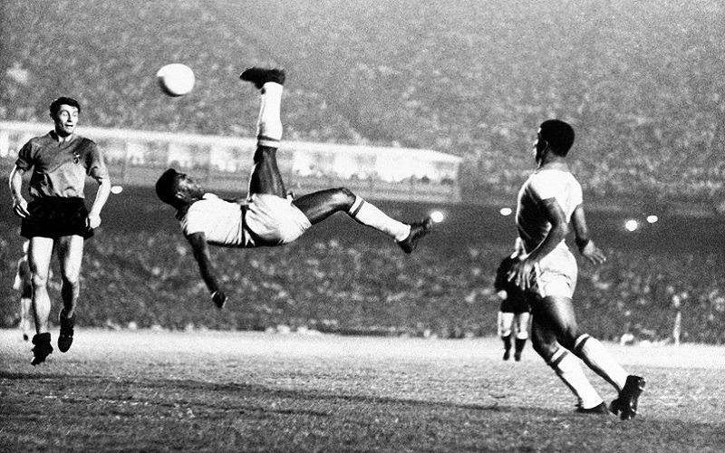 Ginga – The essence of Brazilian football through the years
