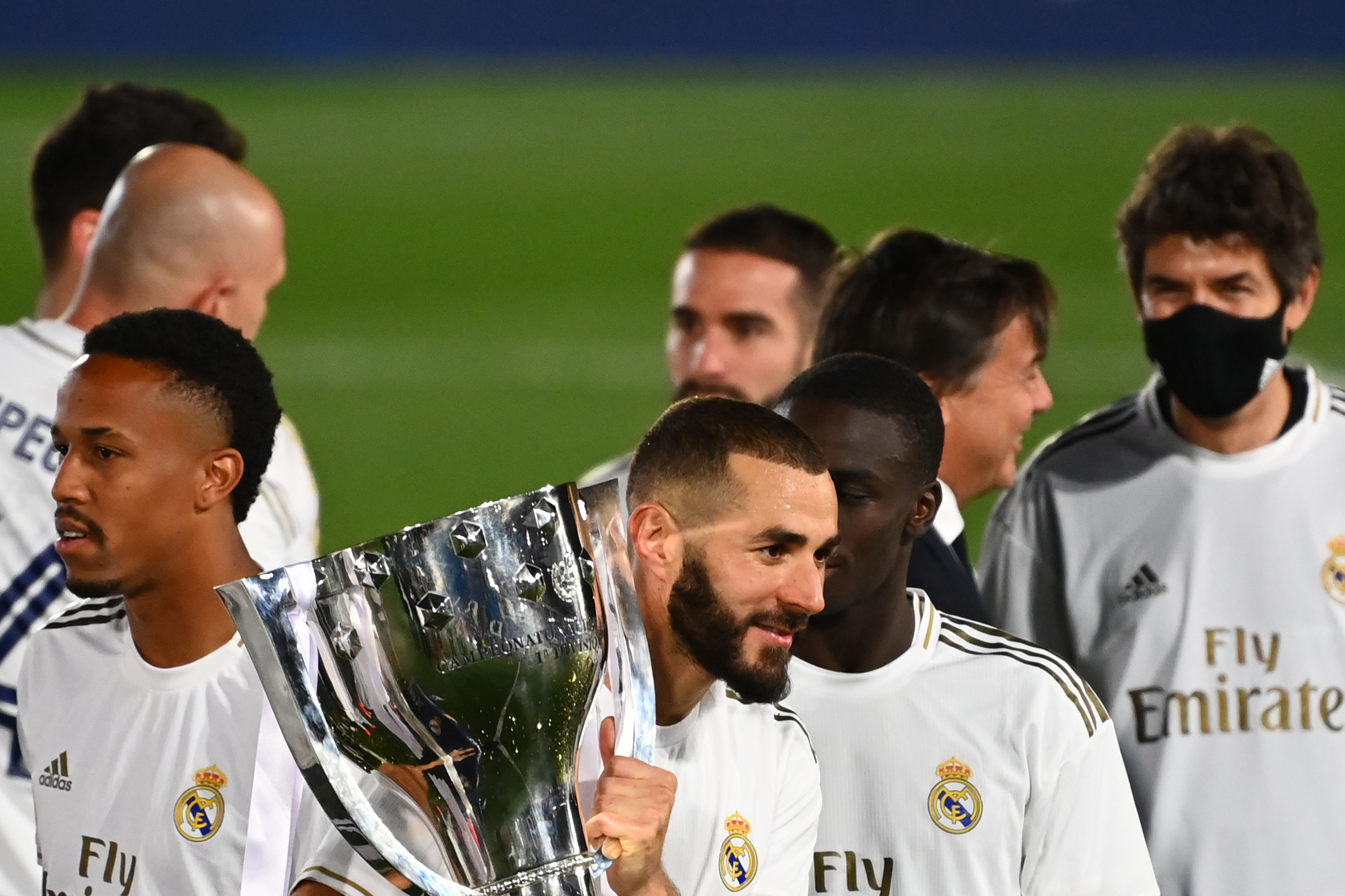 Uma visão geral da temporada mais impactante de Karim Benzema com o Madrid 2