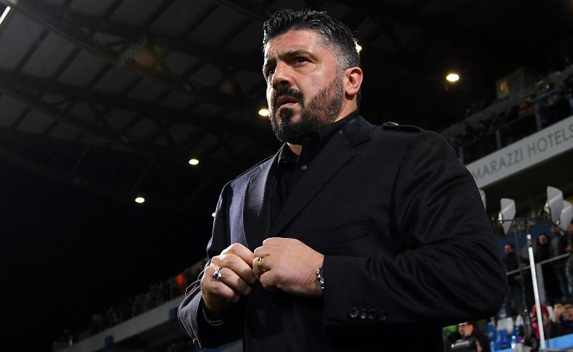 Como o chifre de Gattuso afiou a resolução de Napoli 5