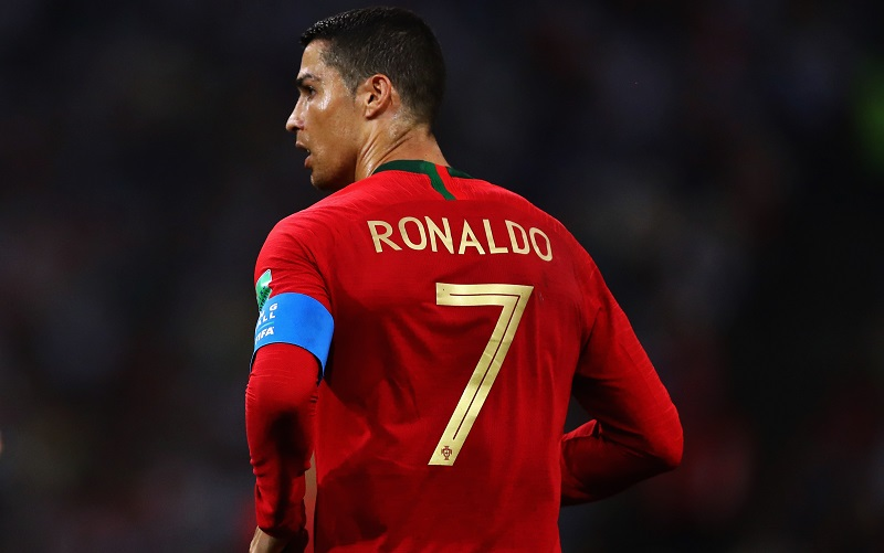 Ronaldo - The story of a starry-eyed boy from Madeira 22