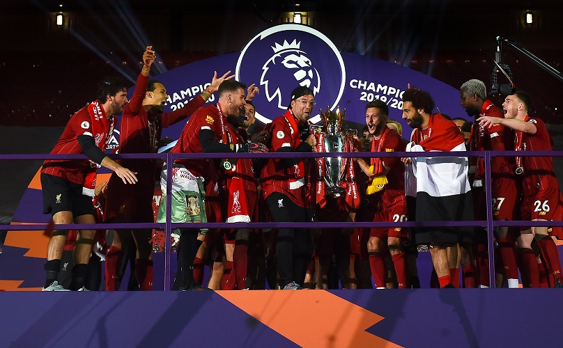 How Liverpool Moneyballed their way to the top