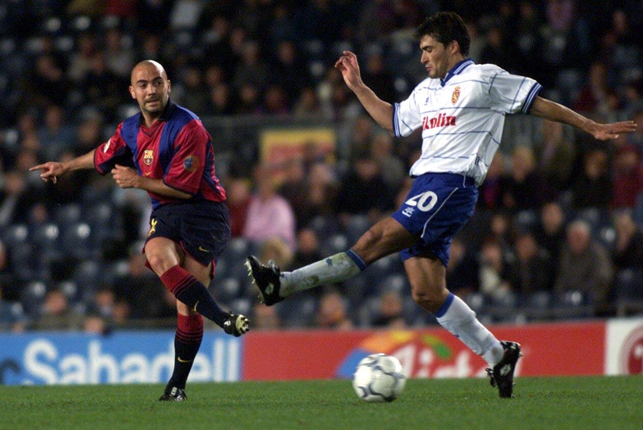 Iván de la Peña - The misunderstood genius with a revered status in Barcelona