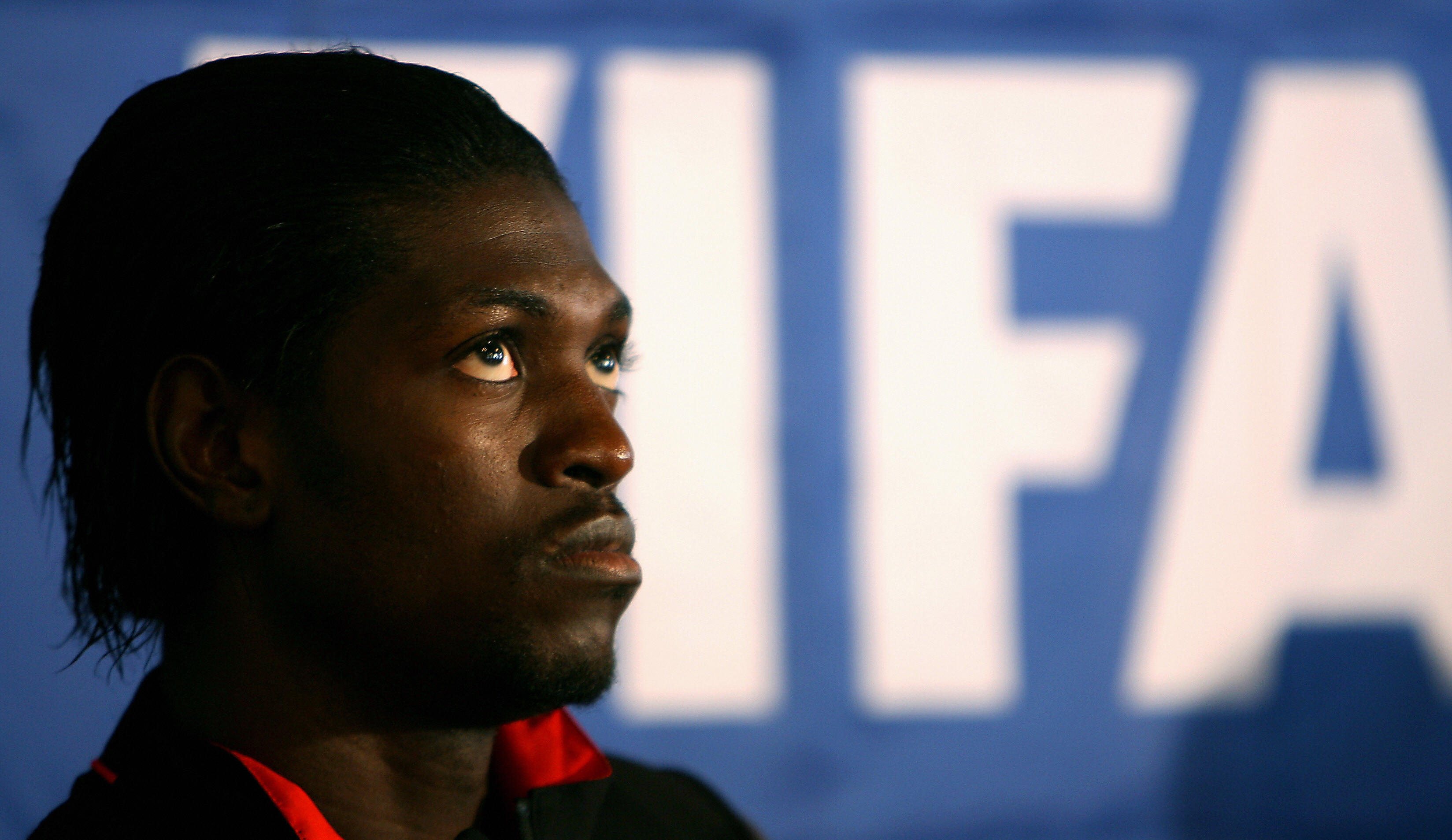 Looking back at the career & life of one Africa's most divisive players - Emmanuel Adebayor 3