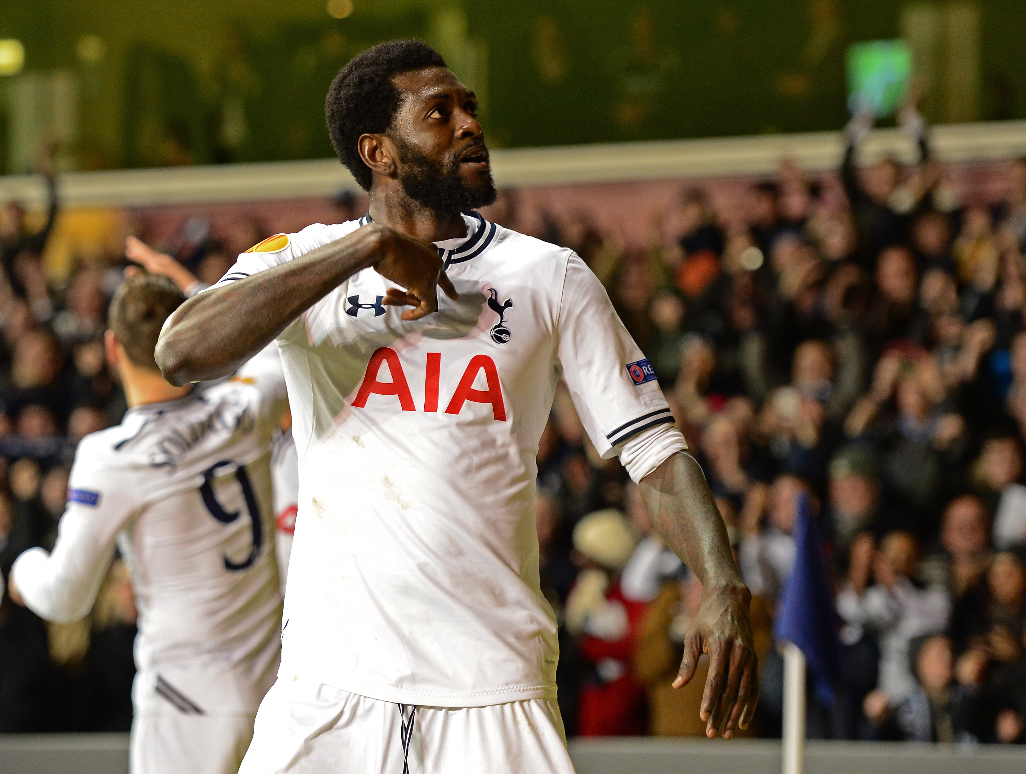 Looking back at the career & life of one Africa's most divisive players - Emmanuel Adebayor 2