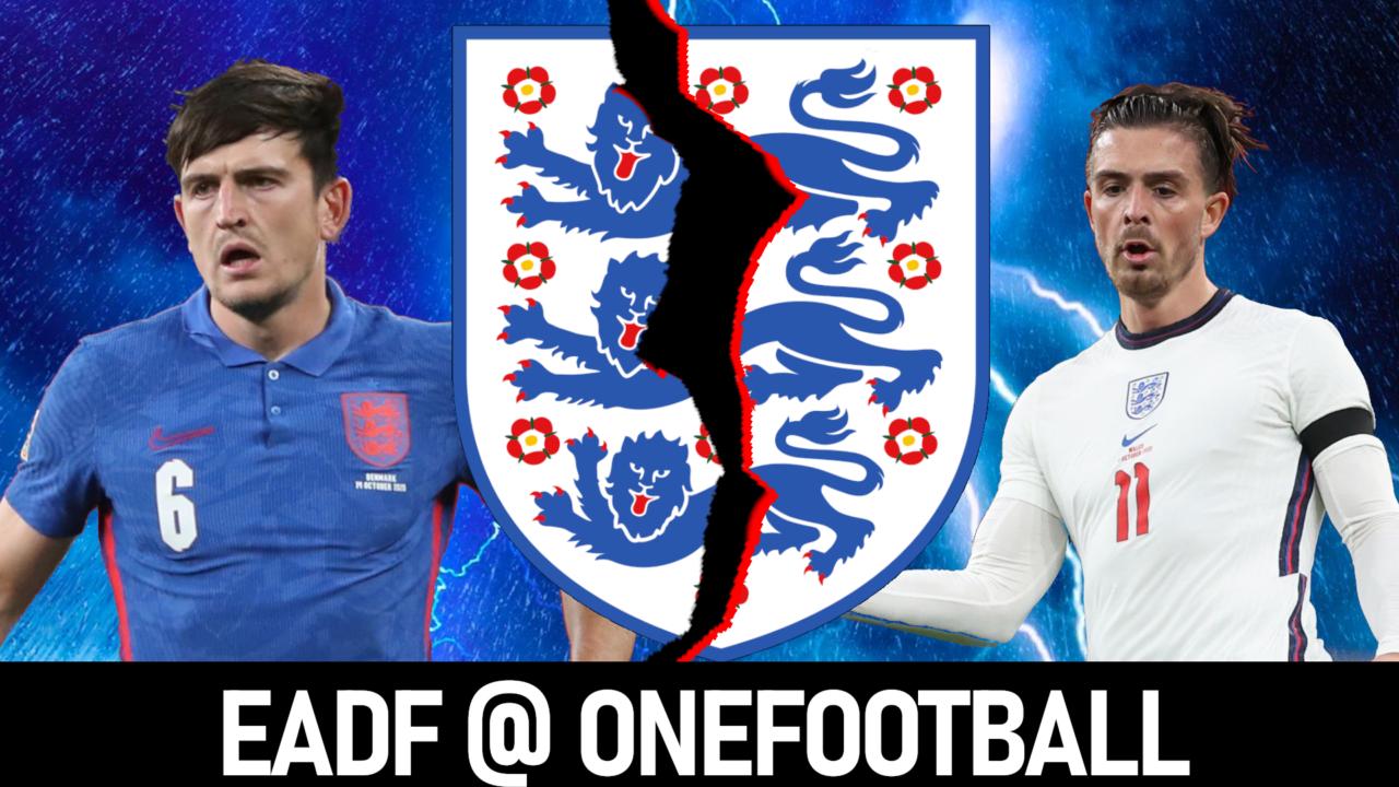 England: Helping Gareth Southgate Fix The Three Lions