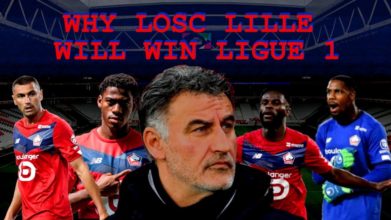PSG Need To Watch Their Back: Lille OSC Have Begun The Hunt