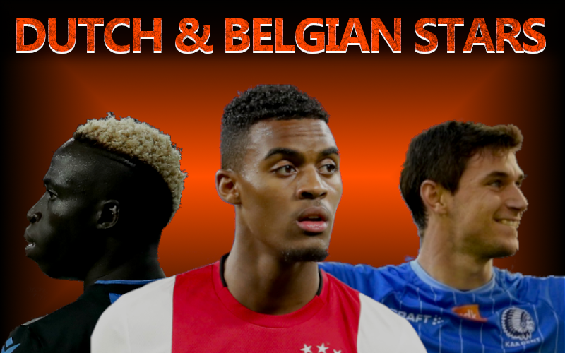 PLAYERS TO WATCH OUT FOR: DUTCH AND BELGIAN FOOTBALL