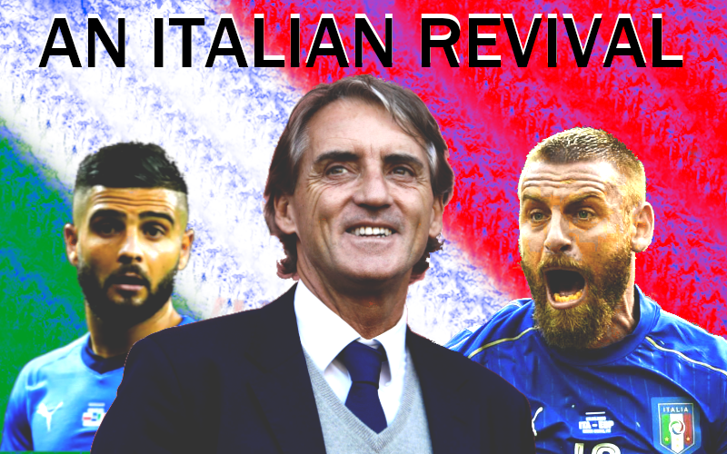 EURO WATCH: The Fall and Subsequent Rise of the Italy National Team